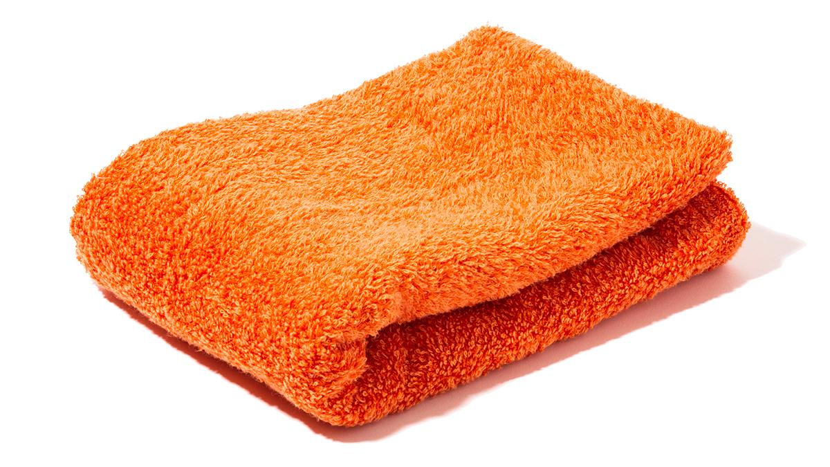 オレンジ|目も肌も喜ぶ、色鮮やかなオーガニックタオル|Hippopotamus(ヒポポタマス)