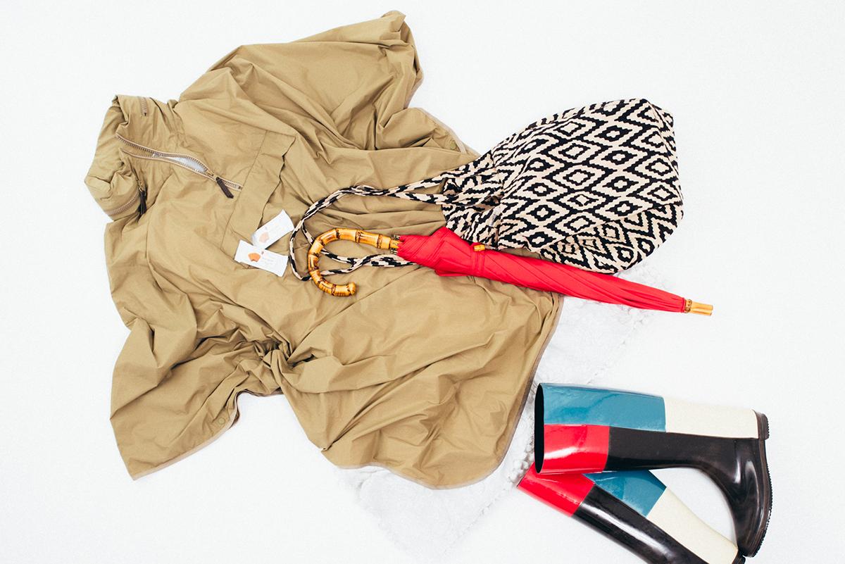 エレガント、モード、カジュアルなど、どんなファッションにも合うおしゃれな Bon Bon Store の雨傘・日傘(レディース 日本製)