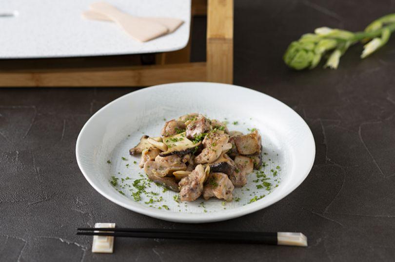 食材を切って乗せるだけでパーティーができるテーブルグリルプレート・ホットプレート|PRINCESS社 Table Grill Mini