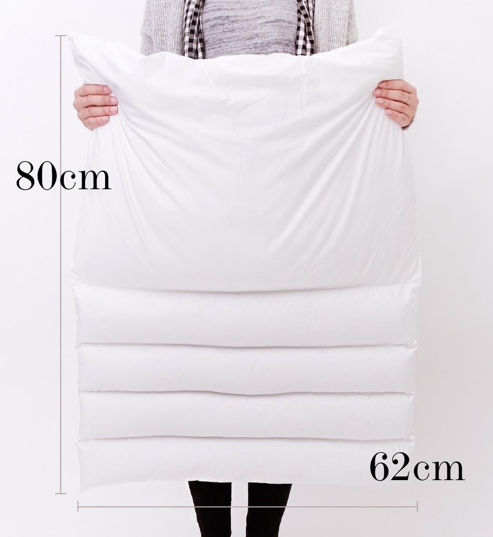 首や肩が疲れにくい首筋の隙間を埋める枕