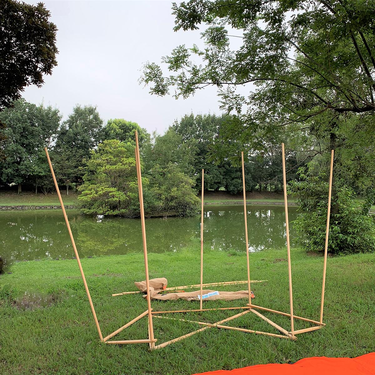 「帆布テント」|LA TENTE ISLAISE(ラ・タント・イレーズ)