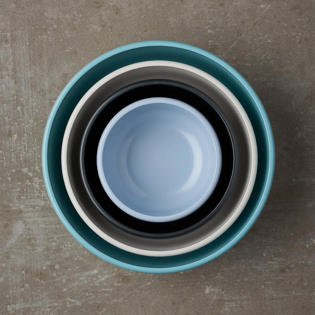 余りご飯や作り置きをレンジで温めて、そのまま食卓に出せる汁漏れしないマルチボウル・タッパー・保存容器|MEPAL CIRQULA(サーキュラ)
