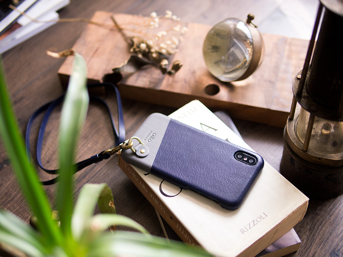 一生使えるほどの耐久性を備え、あなたのライフスタイルに合わせて経年変化するフルグレインレザーのiPhoneケース|Alto