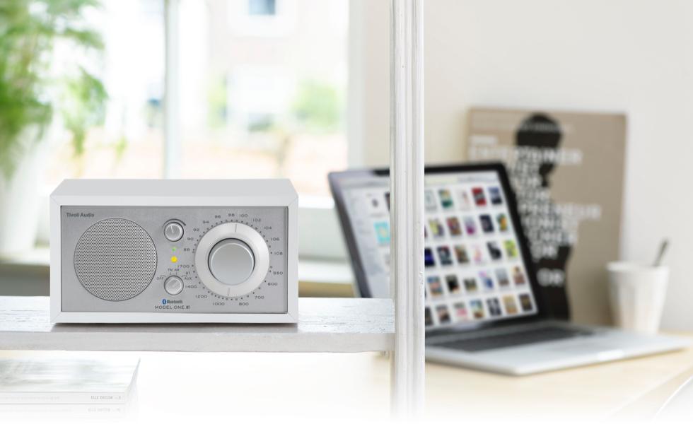 最高峰のHi-Fiサウンドと称されるModel One|Tivoli Audio
