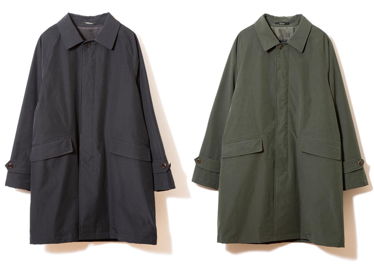 布製ヒーターHOTOPIAも、中綿のコマサーモも日本製。HEATIERはその他の素材・縫製まで「純国産」製の希少なコート|SANYOCOAT サンヨーコート(HEATIER)