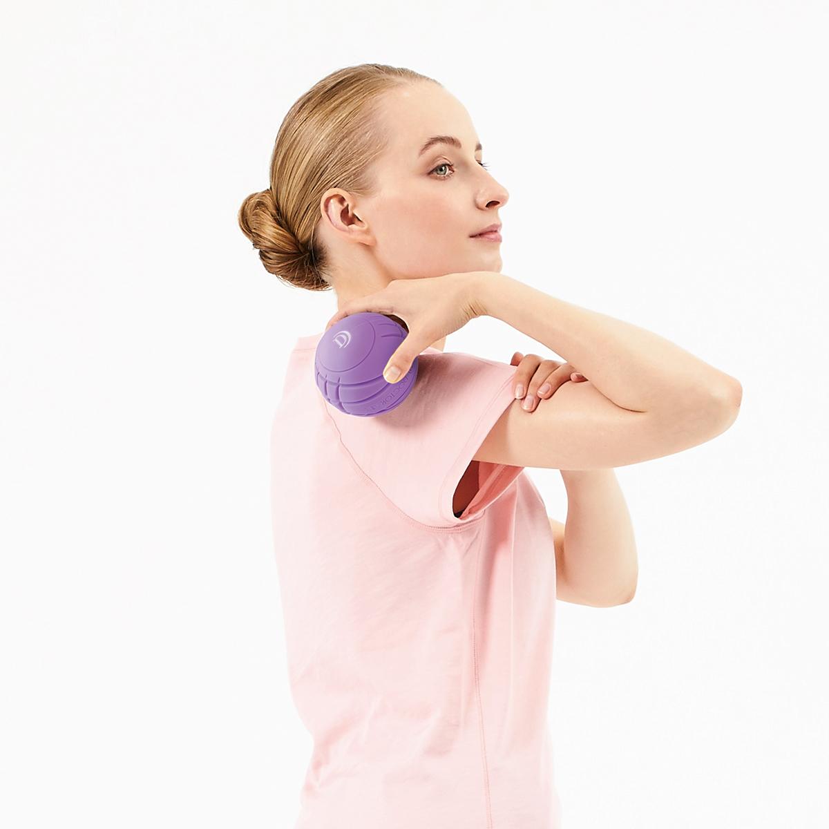 「現代版コリ」を解消する筋膜リリースができるストレッチボール Dr.Air 3Dコンディショニングボール