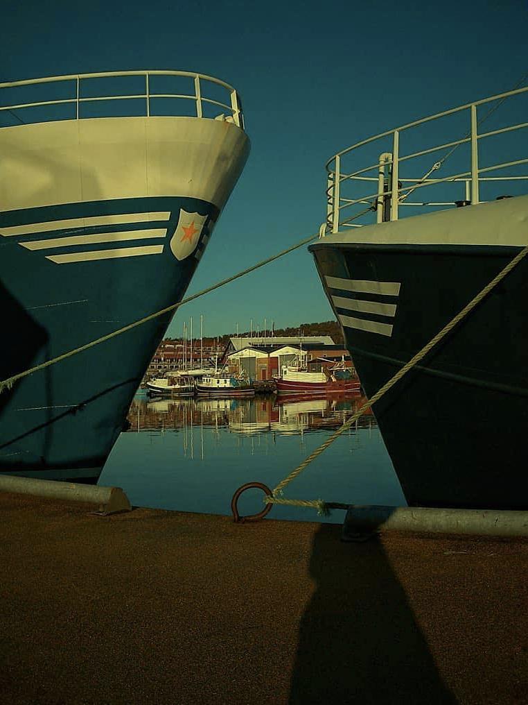 YASHICA「digiFilm Blue」を適用 誰でも写真家気分で、旅の風景や日常の一コマを「作品」にできるトイデジカメ YASHICA