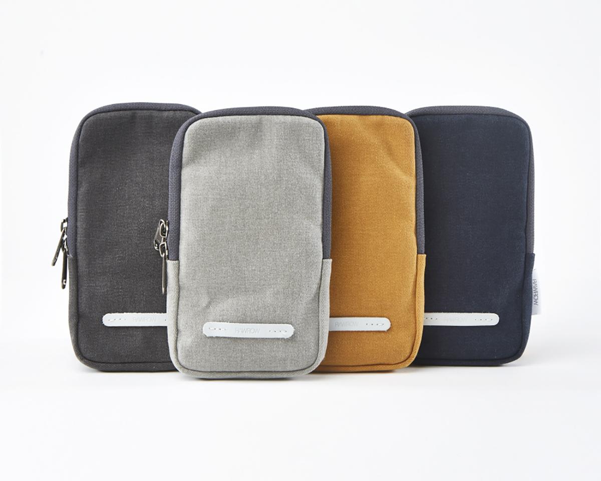 4色展開|パスポートやチケット、旅の貴重品をミニマムに管理!隠しポケットから出し入れしやすいパスポートケース|RAWROW