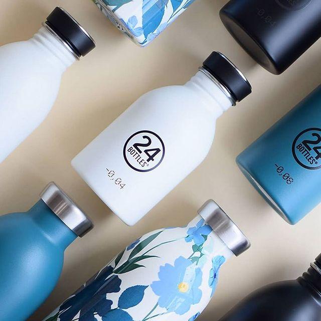 気分があがる、オシャレでスタイリッシュなボトル。毎日持ち歩きたくなる、色柄豊富なイタリアンデザインのマイボトル|24Bottles(トゥエンティーフォーボトルズ)