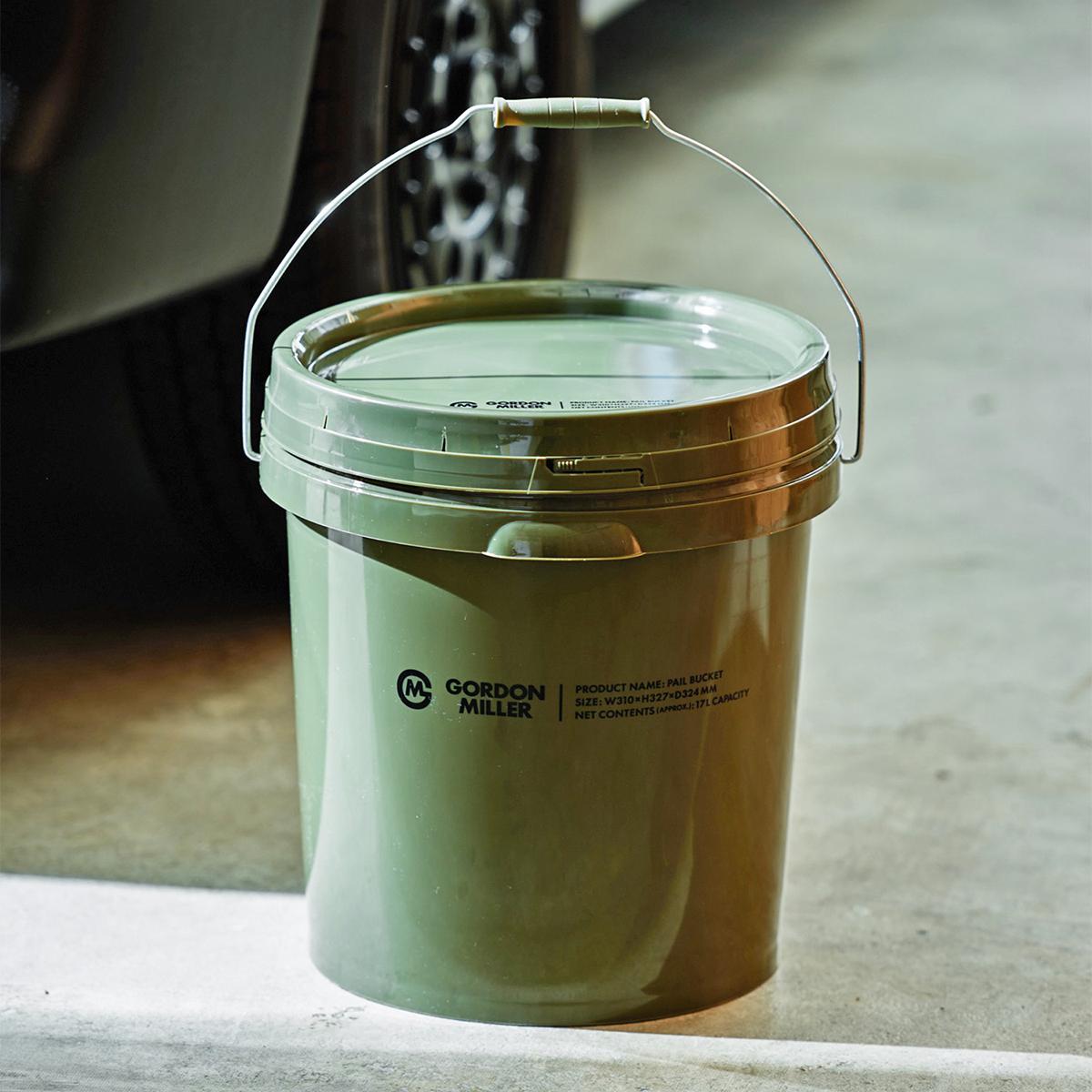 まるで掃除道具に見えないオシャレでスタイリッシュなデザイン。車用品のオートバックスから生まれたプロ仕様。スタイリッシュでオシャレな気分が上がる掃除道具。カー用品のオートバックスから生まれた『GORDON MILLER』(ゴードンミラー)