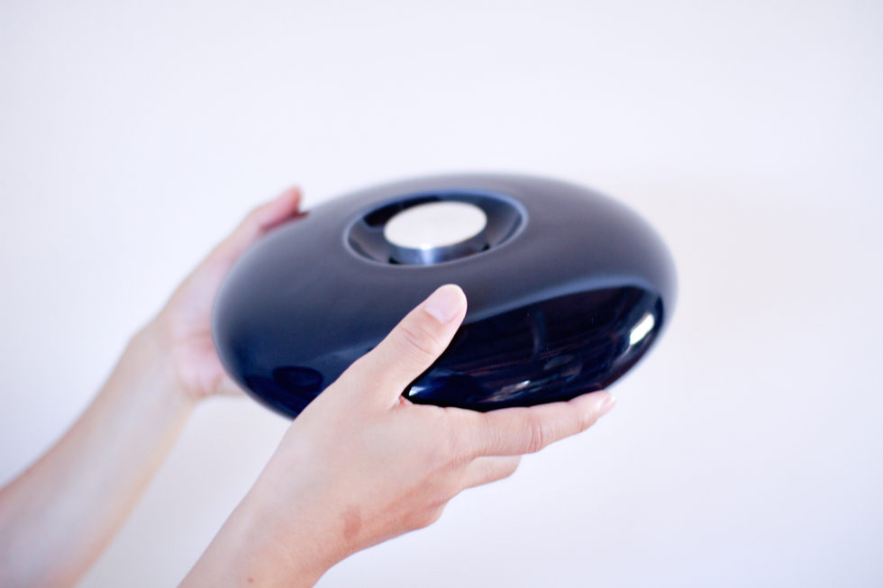 電子レンジで温められるお洒落で使い勝手の良い陶器の湯たんぽ