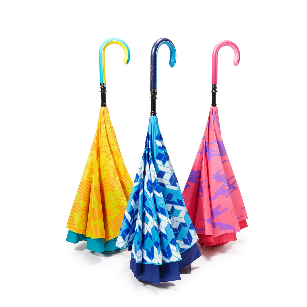 傘立てになる自立する傘