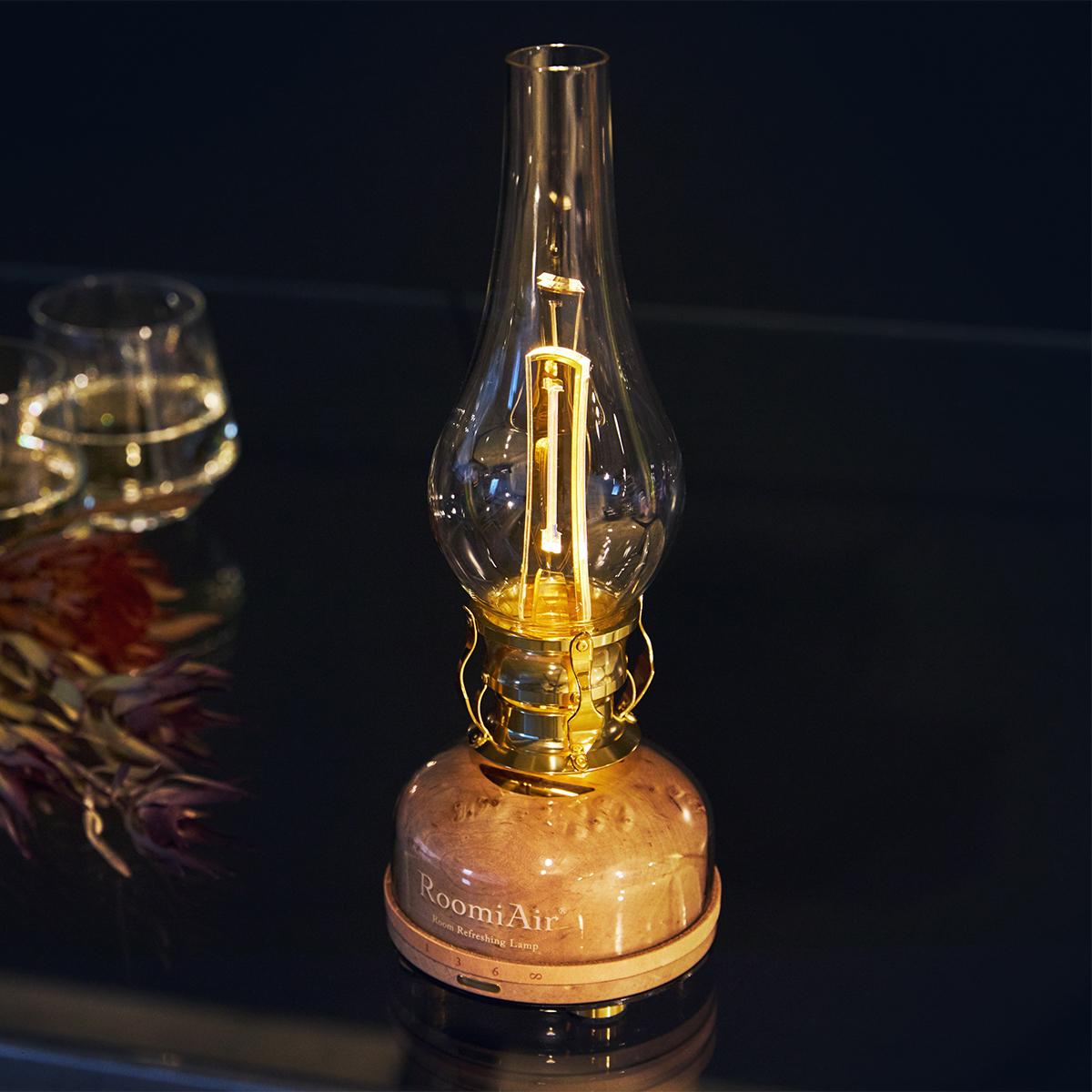 日本初、特許のUVランプでウイルス・菌を不活化させる「オゾン発生器・間接照明ランプ」|RoomiAir