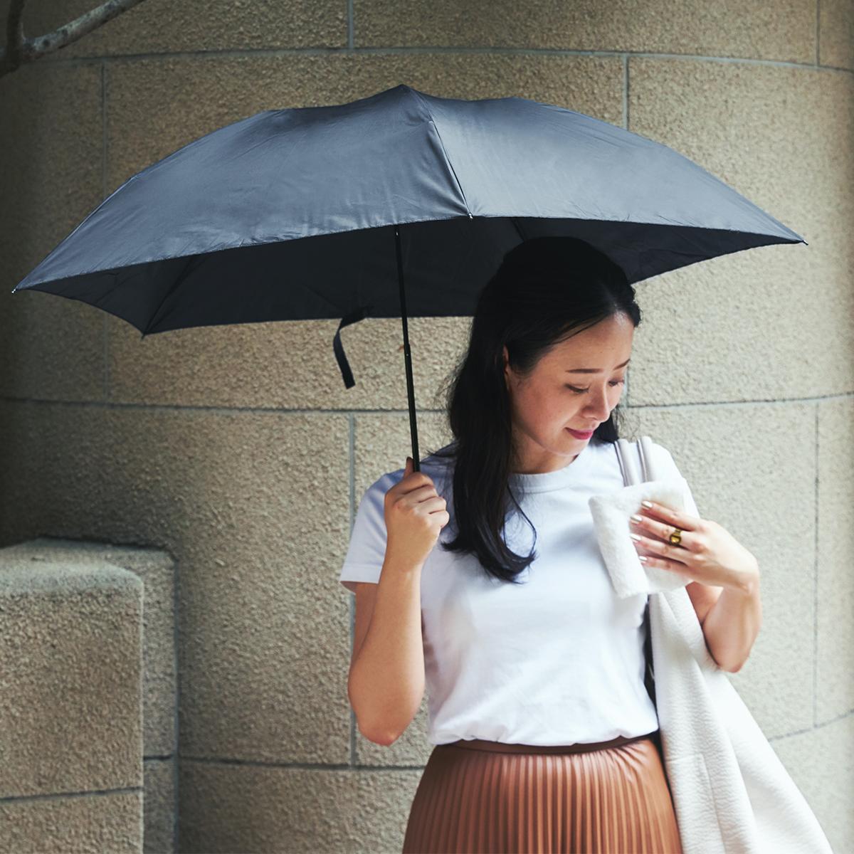 """突然の雨も怖くない""""世界最軽量級""""折りたたみ傘。毎日の「散歩」が楽しくなるグッズを集めてみました。バッグや財布、タオルに傘、ケア用品など8選"""
