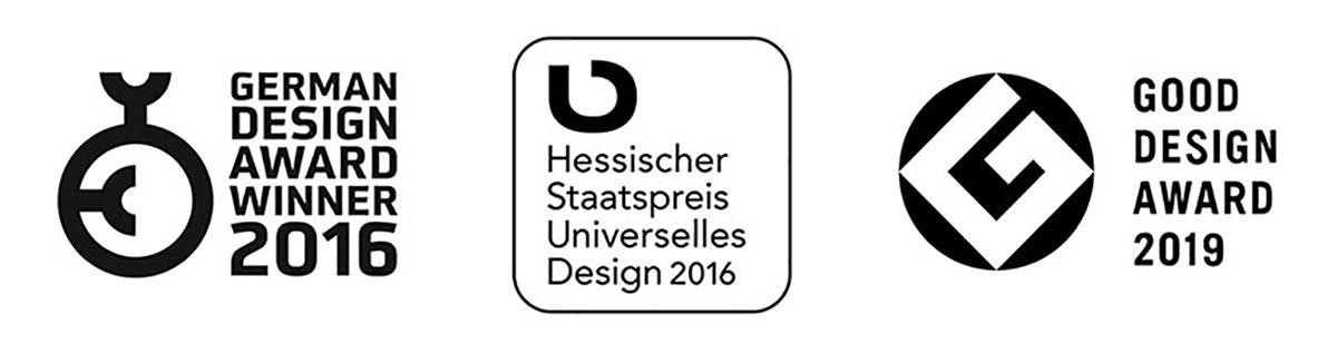 世界各国で高い評価を受けて、ドイツの国際的なデザイン賞「German Design Award 2016」、日本デザイン振興会主催「2019年度グッドデザイン賞」を受賞。トートとリュックを一つにしたスマートなエコバッグ