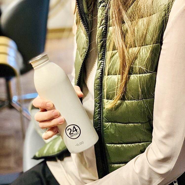 こだわりカラーと上質ステンレス製。毎日持ち歩きたくなる、色柄豊富なイタリアンデザインのマイボトル|24Bottles(トゥエンティーフォーボトルズ)
