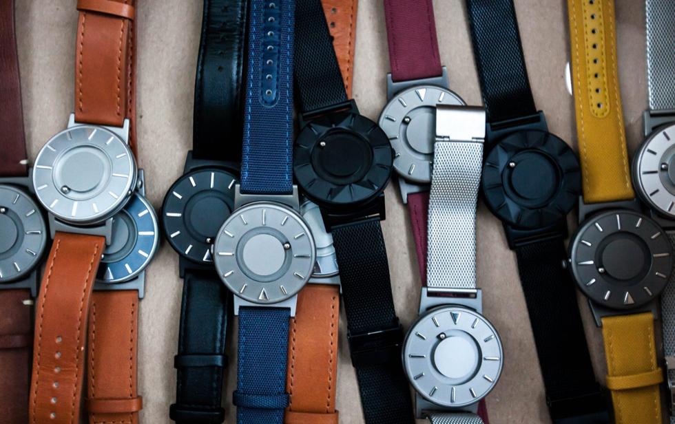 Kickstarterで、史上13番目に多額の資金を調達し、製品化された腕時計 | EONE《EDGE》