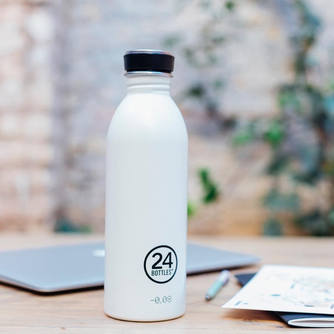 環境に優しいエコフレンドリー。上質感のあるお洒落で洗練されたイタリアンデザインの「マイボトル・タンブラー・水筒」|24Bottles(トゥエンティーフォーボトルズ)』