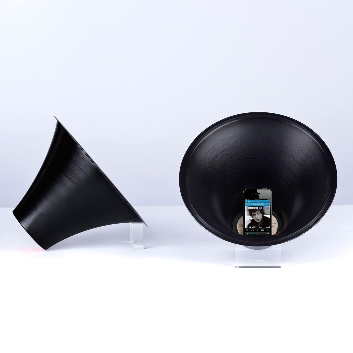 PAUL COCKSEDGE|iPhoneスピーカー/Change the Record