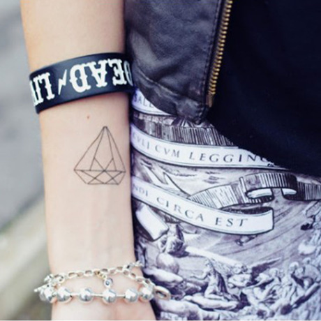 Inkwear Tattoos|Tattoo風シール/リストセット|