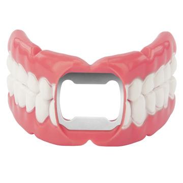 Pink Barbuzzo Denture Bottle Opener