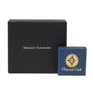 MASAAKi TAKAHASHi|aqua / 輝 バックピアス クリスメラキャチセット