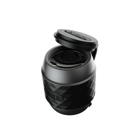 親指サイズの『パワフルスピーカー』|小さくて可愛いのに超実力派 無線スピーカー 待望の最新Bluetooth 対応ウルトラスピーカー X-mini™ WE Gunmetal Black / Bluetooth Ver|BLACK(完売)