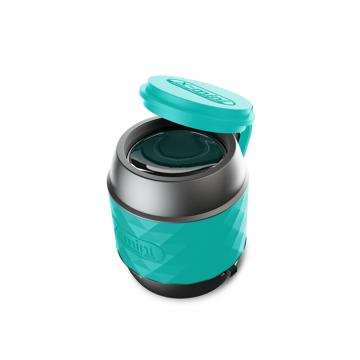 親指サイズの『パワフルスピーカー』|小さくて可愛いのに超実力派 無線スピーカー 待望の最新Bluetooth 対応ウルトラスピーカー X-mini™ WE Gunmetal Black / Bluetooth Ver|TURQUOISE(完売)