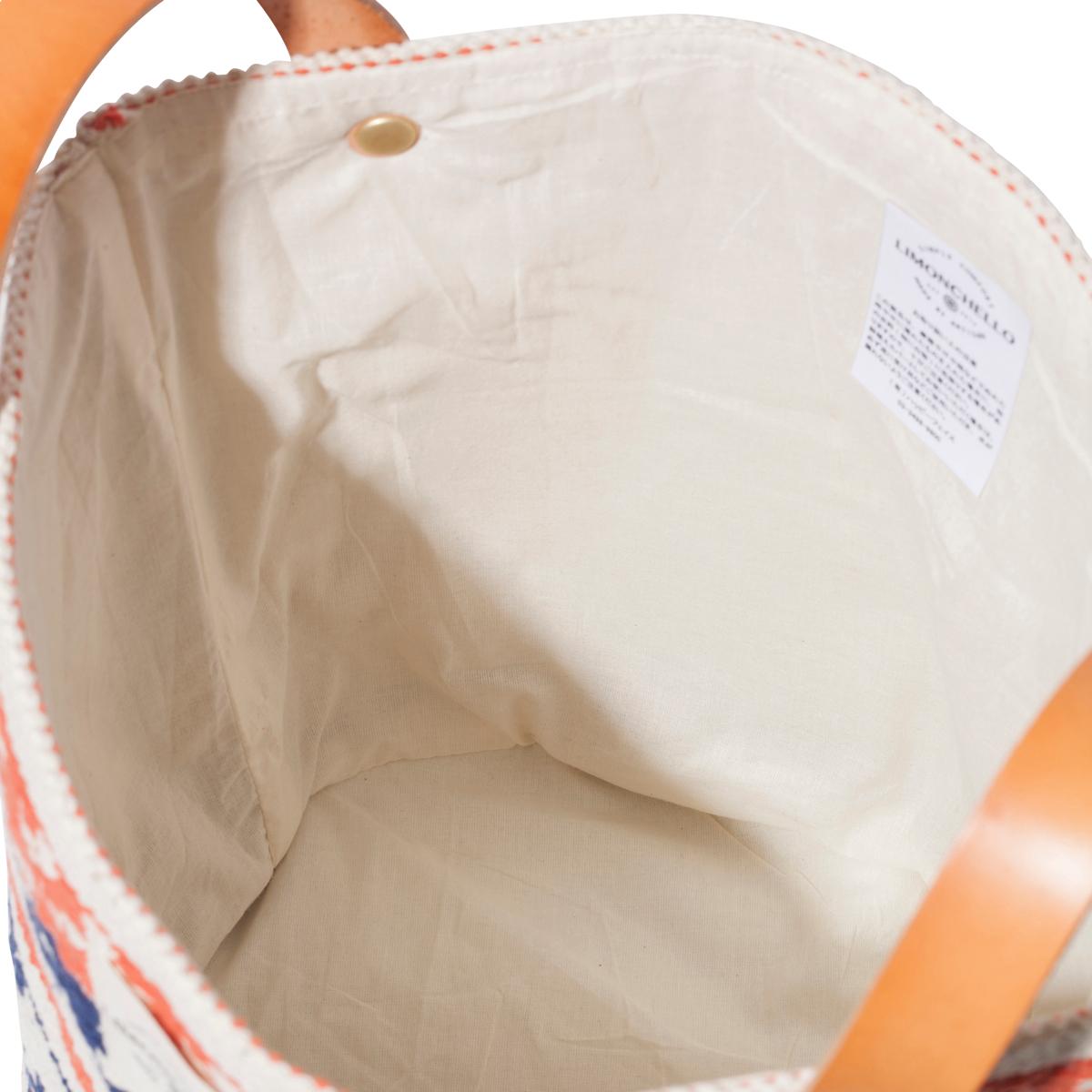 丈夫なコットン素材で作られたマルチ収納バスケット『LIMONCHELLO(リモンチェロ)』|【ガーデニング用品特集】心と身体を整える趣味の世界にようこそ。収納バスケットやホースなど、おしゃれグッズ5選