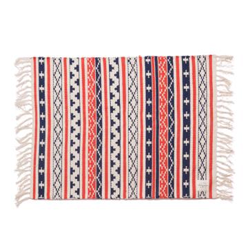 LIMONCHELLO|手織り生地で1枚1枚丁寧に作られたコットン100%のフロアマット
