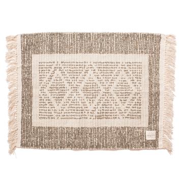 LIMONCHELLO|手織り生地で1枚1枚丁寧に作られたコットン100%のフロアマット|LOOP NATURAL