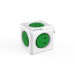 Original(USBポートなし / コードなし)– 必要なコンセント口数を決めることができ省スペース化可能なキューブ型電源タップ