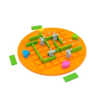 親子の対話を生む知育ボードゲーム QUORIDOR Kids (コリドール・キッズ)