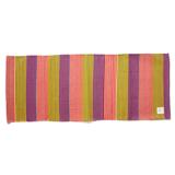 LIMONCHELLO|すべて手織り生地で1枚1枚丁寧に作られたコットン100%のキッチンマット|MULTI BORDER