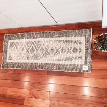 LIMONCHELLO|すべて手織り生地で1枚1枚丁寧に作られたコットン100%のキッチンマット