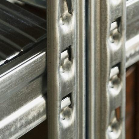 THE TASTEMAKERS & CO.|幅98.0 × 高さ158.5cm(シェルフ5段)世界のメゾンブランドのバックヤードでも愛用される、組み立て簡単、軽量スチールラック | 5 TIER STEEL SHELF(W900シリーズ)|