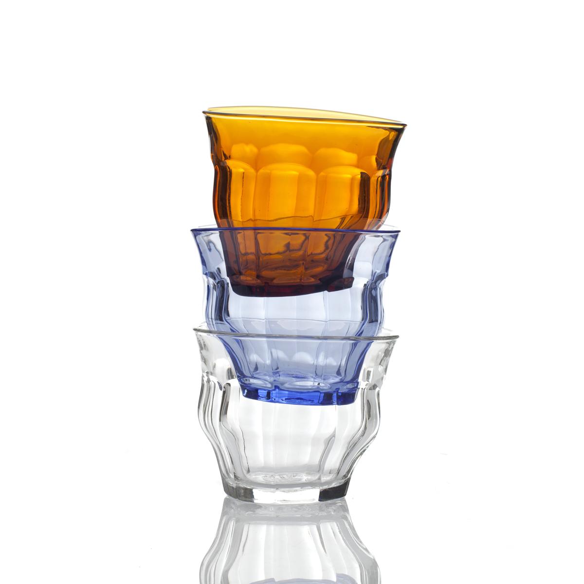 「発想の転換」を大切にするグラス 「発想の転換」を大切にするグラス   TIPSY GLASS 225ml 2個セット
