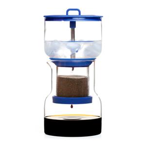 「京都式」とも呼ばれるスロードリップ式 - 喫茶店の美味しいアイス珈琲をいつもご自宅の冷蔵庫に | コールドブリューコーヒー BRUER(ブルーアー)
