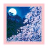 美しい日本の四季をまとう|自然が持つ「生」のエネルギーを、首元にまとう|スカーフ・東山魁夷コレクション|宵桜