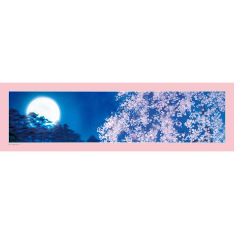 美しい日本の四季をまとう|自然が持つ「生」のエネルギーを、首元にまとう|ストール・東山魁夷コレクション|宵桜