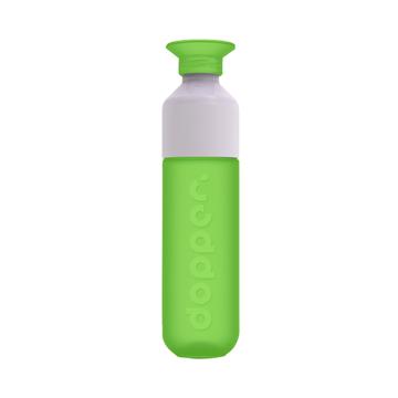 毎日持ち歩きたい「ウォーターボトル」|毎日の水分補給をサポートする「水」専用ボトル|Dopper Original|APPLE GREEN
