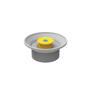 Dopper 専用 - 蓋を外すことなく簡単に水分補給ができるスポーツキャップ | Dopper Sport Cap