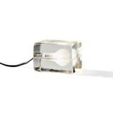 リラックスには『オレンジの灯』|【在庫限り】「光」を味方につけて、家を至福のリラックス空間に - ニューヨーク近代美術館に永久展示されている美しいガラスの間接照明 | BLOCK LAMP mini(ブロックランプ・ミニ)|