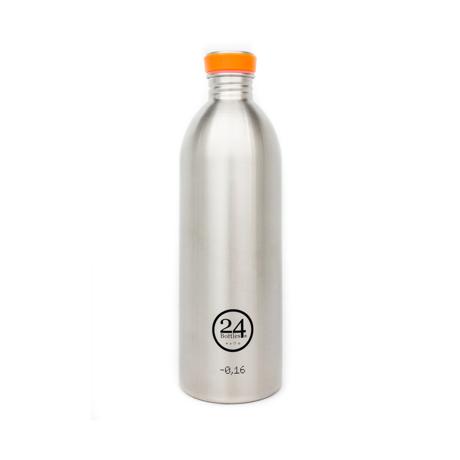 いつでも持ち歩きたくなる「マイボトル」|これ1本で、年間6,000本のペットボトルに相当 - 環境にも優しい、スタイリッシュなイタリアデザイン・ステンレスボトル | URBAN BOTTLE 1,000ml|