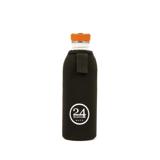 いつでも持ち歩きたくなる「マイボトル」|《オプション/カバー》ステンレスボトルの保温・保冷性を高める「URBAN BOTTLE(500ml)専用カバー」 |  THERMAL BOTTLE COVER|