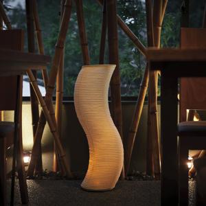 STANDARD - リラックス空間を作る「提灯式」ランプ| 松