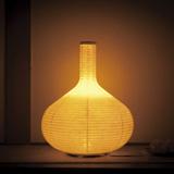 癒しの揺らぐ提灯式ランプ STANDARD - リラックス空間を作る「提灯式」ランプ  細口壺 