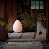 癒しの揺らぐ提灯式ランプ|STANDARD - リラックス空間を作る「提灯式」ランプ| 古代蕾|