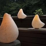 癒しの揺らぐ提灯式ランプ|SWING - リラックス空間を作る「提灯式」ランプ|とり / LARGE|