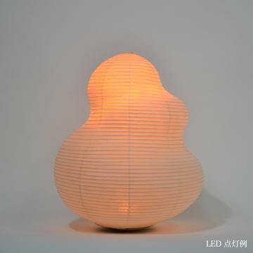 癒しの揺らぐ提灯式ランプ|SWING - リラックス空間を作る「提灯式」ランプ|なつのくも